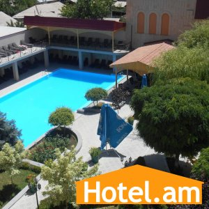 Armenian Royal Palace Hotel Complex 8